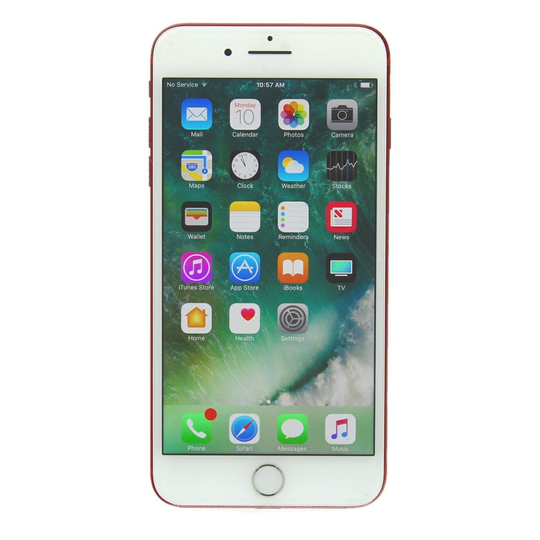 Apple Iphone 7 Plus 128gb Red For Att T Mobile Renewed