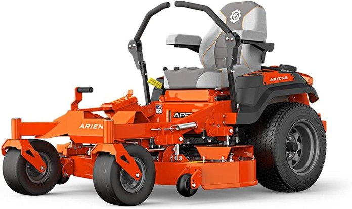 BEST RIDE ON MOWER FOR UNEVEN GROUND