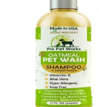 Best Shampoo for Pitbulls