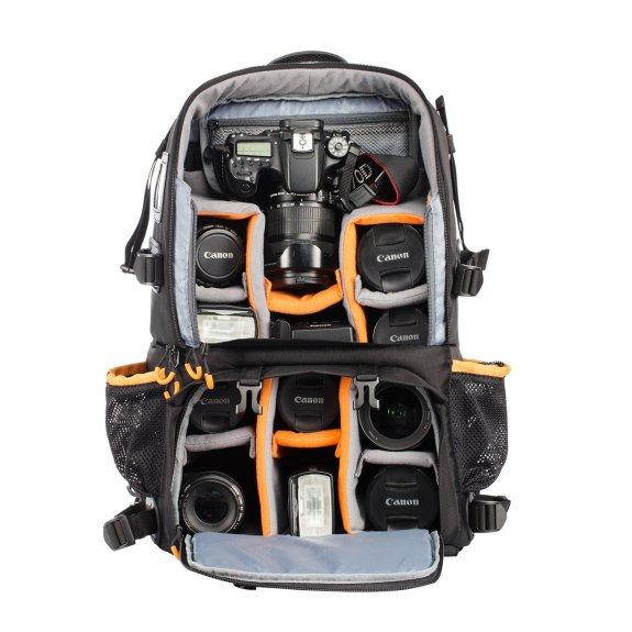 Geräumiger Innenraum - Tarion Pro PB-01 Kamerarucksack