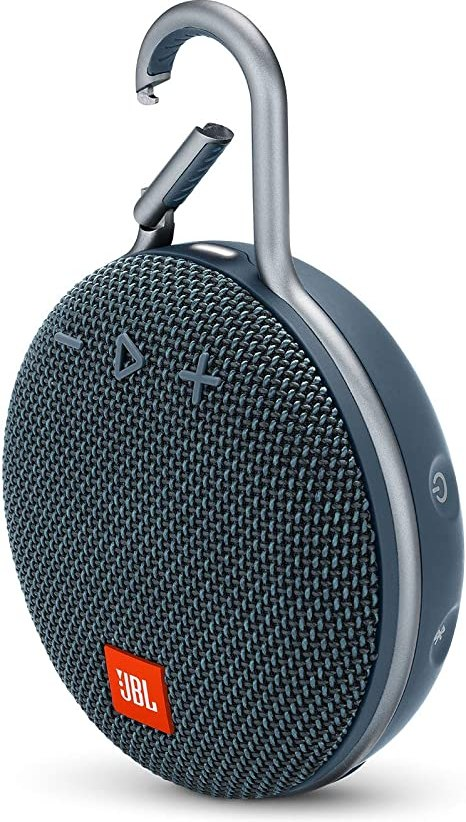 Amazon.com: JBL Clip 3 Portable Waterproof Wireless Bluetooth ...