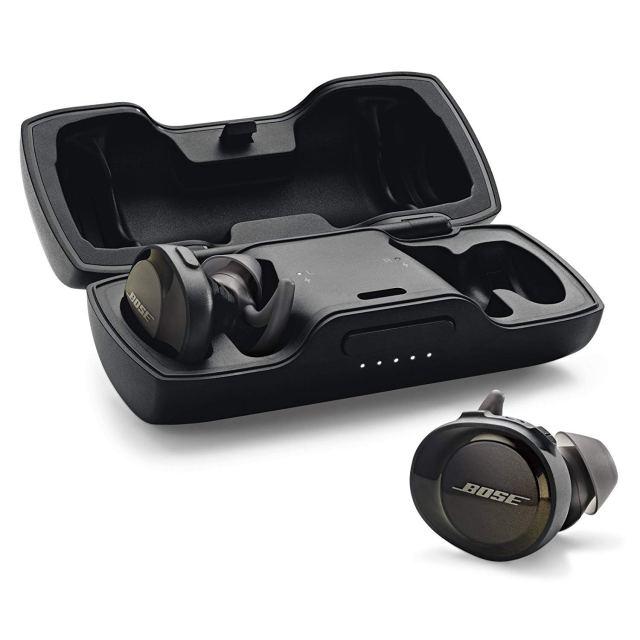 Bose wireless earphones with mic