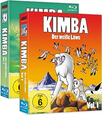Kimba, der weiße Löwe - Gesamtausgabe - Bundle Vol.1-2