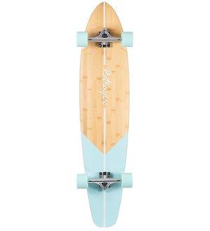 Best Skateboard: Retrospec Zed Bamboo Longboard Skateboard Complete Cruiser