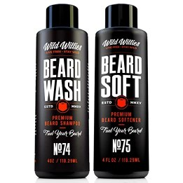Wild Willies Beard Wash and Conditioner