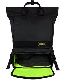 gym bag that has laptop compartment