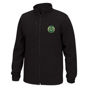 NCAA Colorado State Rams Men's Quest Brushed Poly Jacket