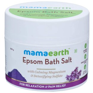 Mamaearth Epsom Bath Salt for Relaxation and Pain Relief