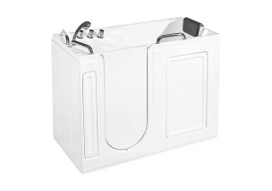 """STANSPORT - """"Easy Go"""" Portable Camp Toilet for Emergency Outdoor Restroom (14 x 14 x 14 in, Green)"""