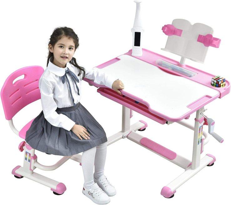 Schreibtisch Stuhl Kinder 2021