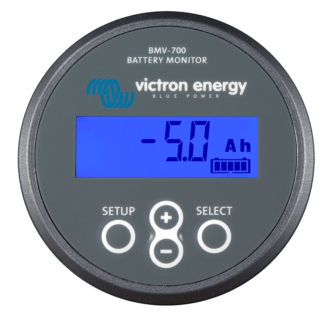 BMV-700 Battery Monitor – Victron Energy Our battery monitor of choice for the bus (we purchased this on our own).