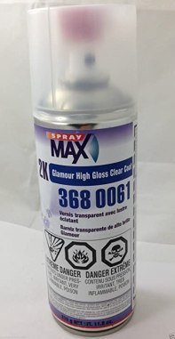 USC Spray Max 2k High Gloss Clearcoat Aerosol