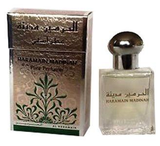 Al Haramain Madinah - Oriental Perfume Oil [15 ml]-the best attar/perfume oil review