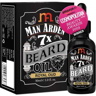 Man Arden 7X Beard Oil Review