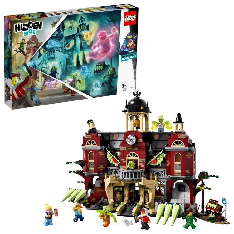 ECOLE HANTEE HIDDEN SIDE LEGO