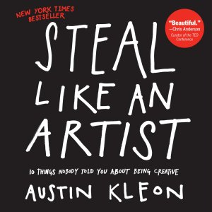 Image result for steal like an artist