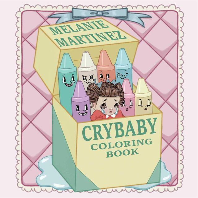 Cry Baby Coloring Book: Martinez, Melanie: 16: Amazon