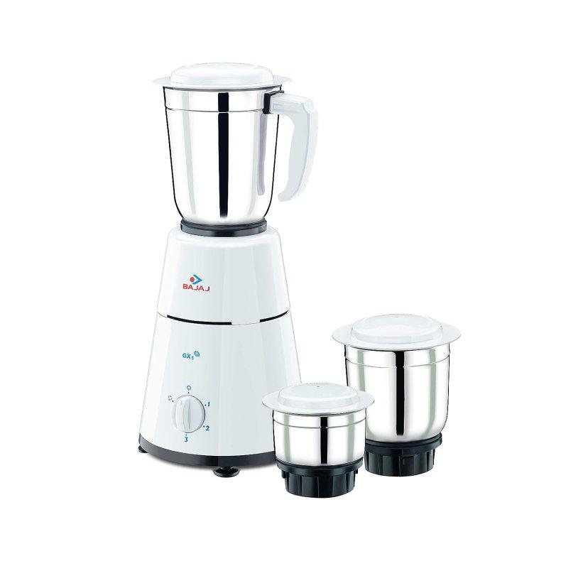 Food Processor vs Mixer Grinder, Bajaj GX1 500 W Mixer Grinder