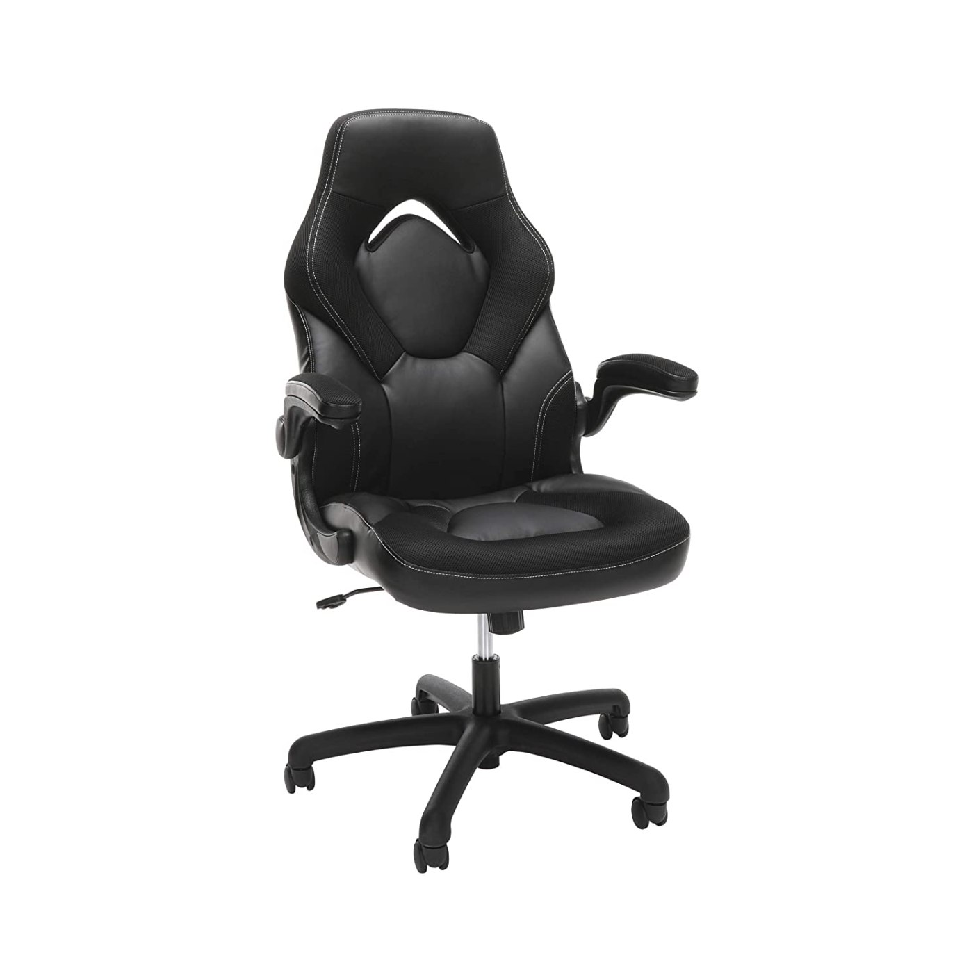Asiento gamer color negrohttps://amzn.to/2Ecq6LW