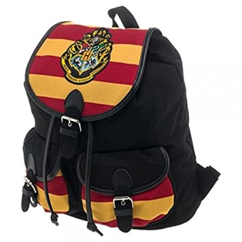 Harry Potter Hogwarts Knapsack Backpack 12 x 16in