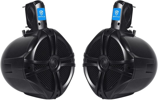 best rated wakeboard tower speakers