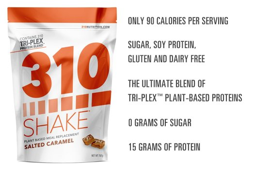 310 Shake Protein Powder review