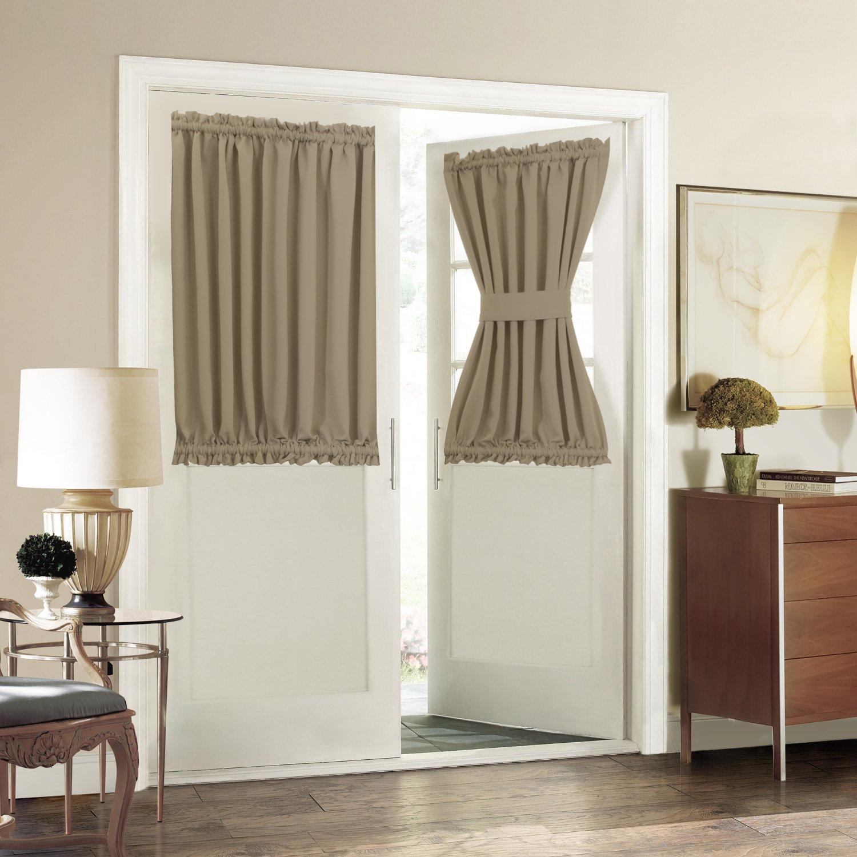 title   Kitchen Door Window Curtains