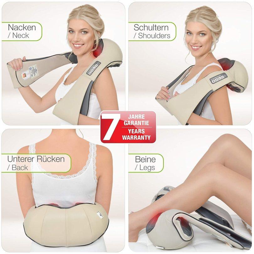 Donnerberg NM089 neck massager massage scope