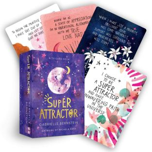 Super Attractor Affirmations Card Deck