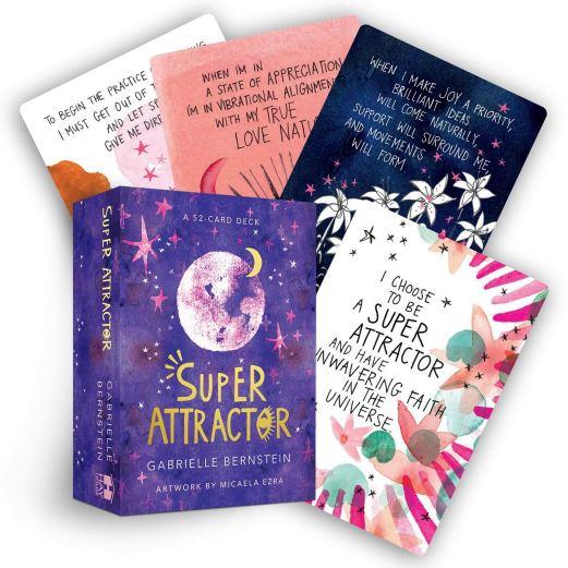 Super Attractor Affirmations Card Deck