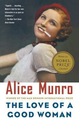 The Love of a Good Woman : Stories: Munro, Alice: 9780375703638:  Amazon.com: Books