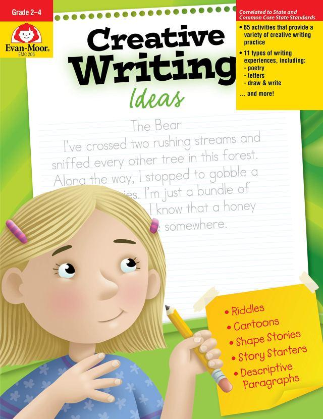 Creative Writing Ideas : Evan-Moor Educational Publishers: Amazon