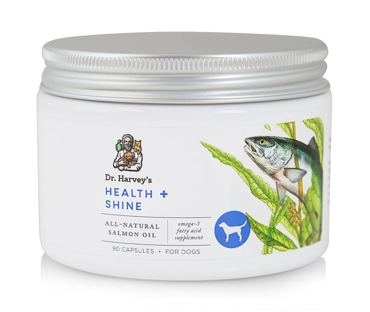 Dr. Harvey's Salmon Oil for Dogs