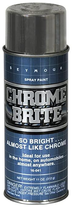 Seymour 16 041 Automotive Specialties Spray Paint Chrome