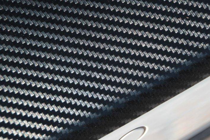 3D Carbon Look - Ladekantenschutz VW Golf 7 von Lackschutzshop