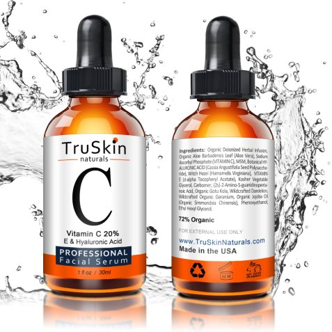 truskin naturals vitamin c serum amazon