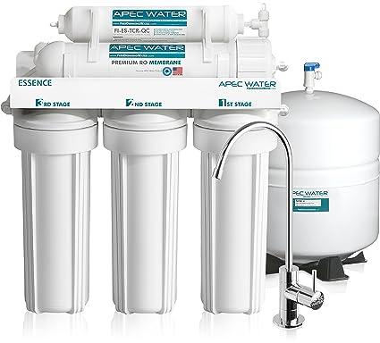 Under Sink Reverse Osmosis Filter