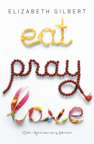 Image result for eat pray love book cover