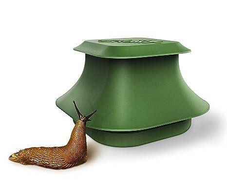 Trappola Ed Esca Per Lumache Di Snailx Prodotto Intelligente Robusto Pulito Ed Estetico Per Una Lotta Efficace Contro Le Lumache Sicura Per
