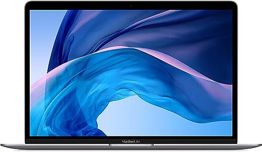 Nouveau Apple MacBook Air (13pouces, Processeur Intel Corei3 bicœur de 10egénération à 1,1GHz, 8Go RAM, 256Go) - Gris sidéral