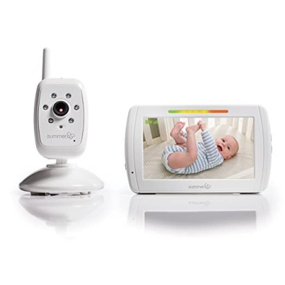 Summer Infant In View Digital Color Baby Monitor