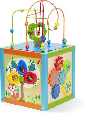 Toy box - activity box