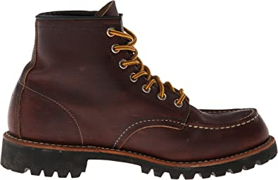 Red Wing Heritage Men's Roughneck Lace-Up Boot