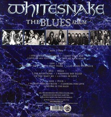 Whitesnake - The Blues Album : Whitesnake, Whitesnake: Amazon.es: Música