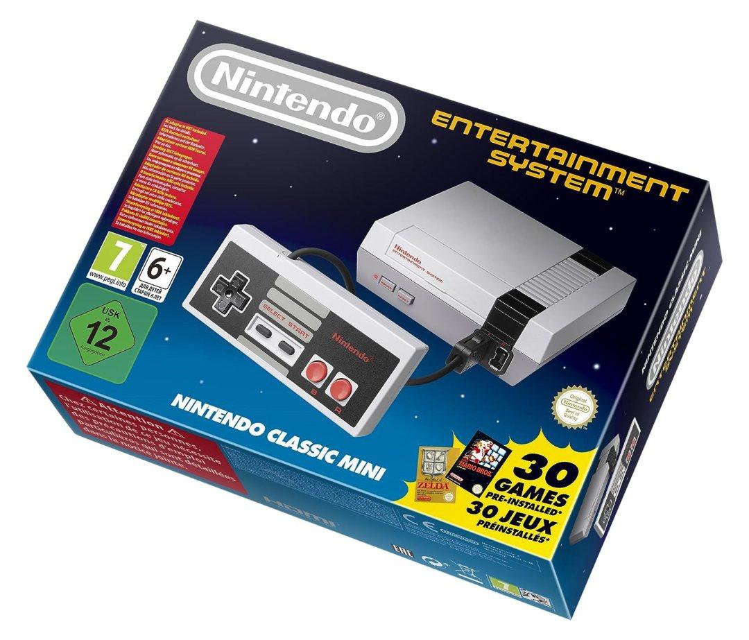 Console Nintendo NES Classic Mini