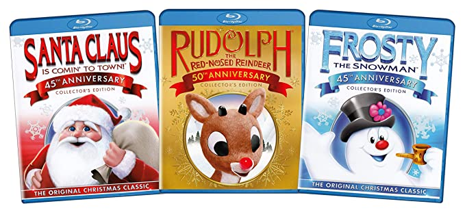 best christmas movies, classic christmas movies, rudolph the red-nosed reindeer, frosty the snowman, santa claus is coming to town, movie night with the neighbors