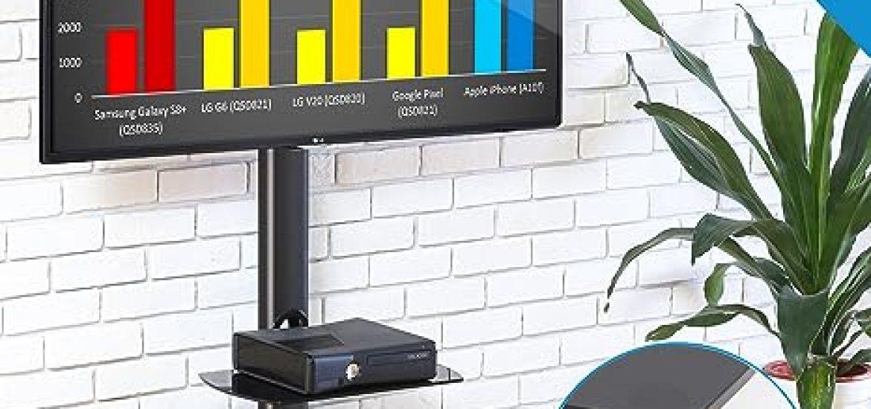 f2e484be6e0 Los mejores 10 Mueble Para El Tv - Guía de compra, Opiniones y Análisis en  2019 - Losmejoreslista.com