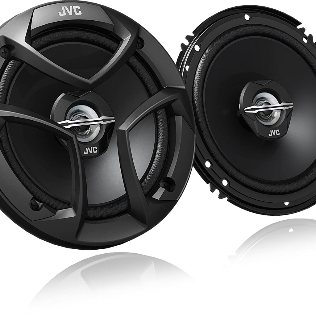 "Best Car Speakers JVC CS-J620 300W 6.5"" CS Series 2-Way Coaxial Car Speakers"