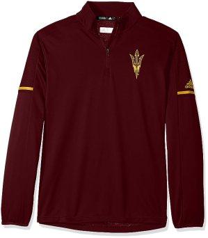 NCAA Arizona State Sun Devils Men's Sideline Pullover Jacket