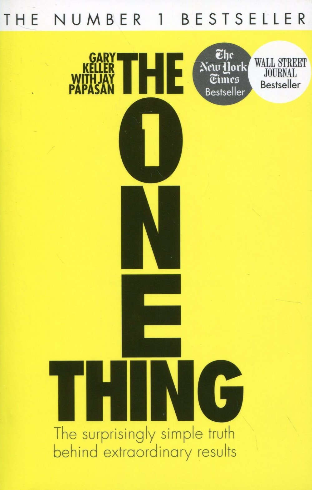 Image result for the one thing